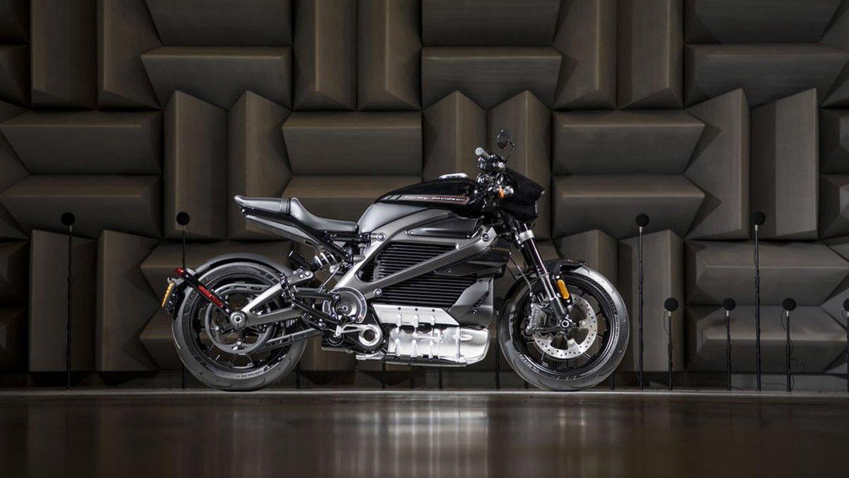 Первый электромотоцикл Harley-Davidson готов к серийному производству https://t.co/Bo1I8CEooZ