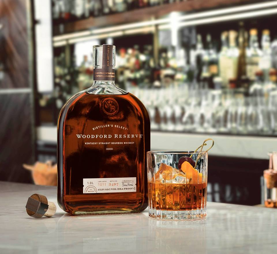 Woodford Reserve, the Official Bourbon of Old Fashioned Week. #OldFashionedWeek #ofw18