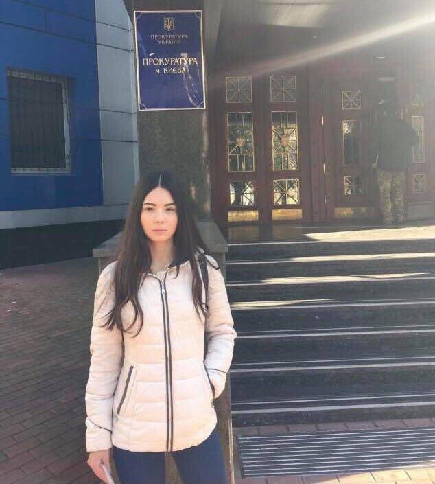 По факту угроз убийством киевской студентке Бурейко открыто уголовное производство. Расследовать будет СБУ, - прокуратура Киева - Цензор.НЕТ 142