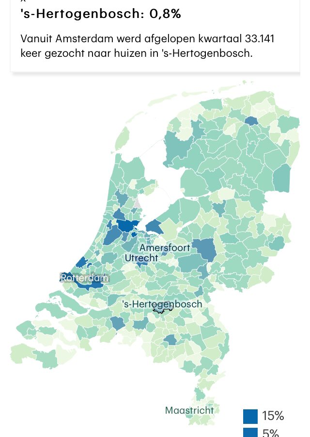 Joks Janssen On Twitter Vier Grote Steden In Brabant