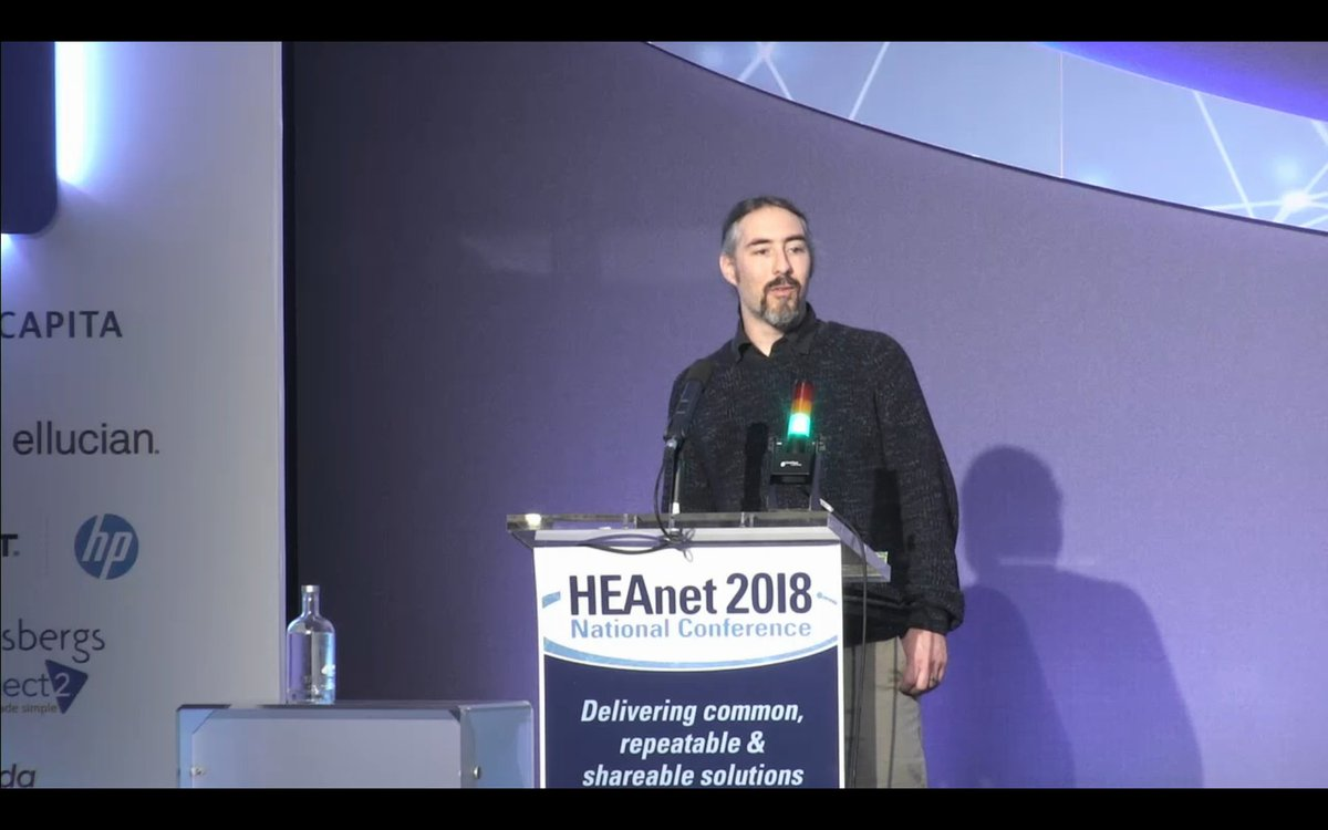 test Twitter Media - Tuning in live to #HEAnet2018 to hear how our @itdiasie @DIAS_Dublin  have solved a number of classic storage problems, using ZFS to  seamlessly, efficiently organize backups and replications across our  various sites. #DIASdiscovers  https://t.co/0jqPIbR7Aw Well done @itdiasie https://t.co/Cpdh6igqL6