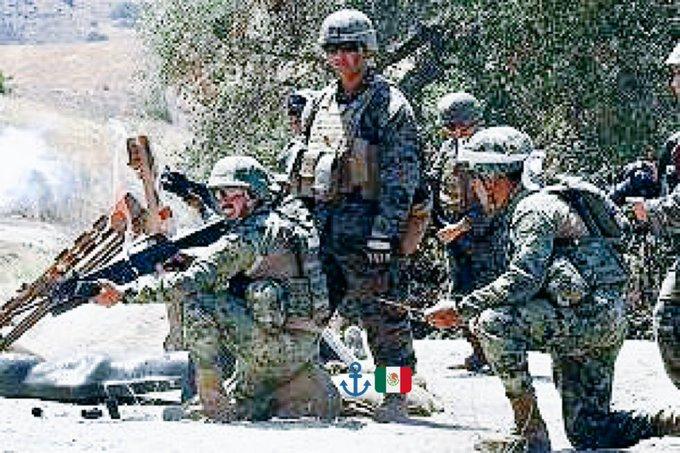 No (Negativo) #MeDeboDeshacerDe Mi Camouflage⚓️🇲🇽 Infantería de Marina Mx! Armada de México #LaMarinaCercaDeTí Photo