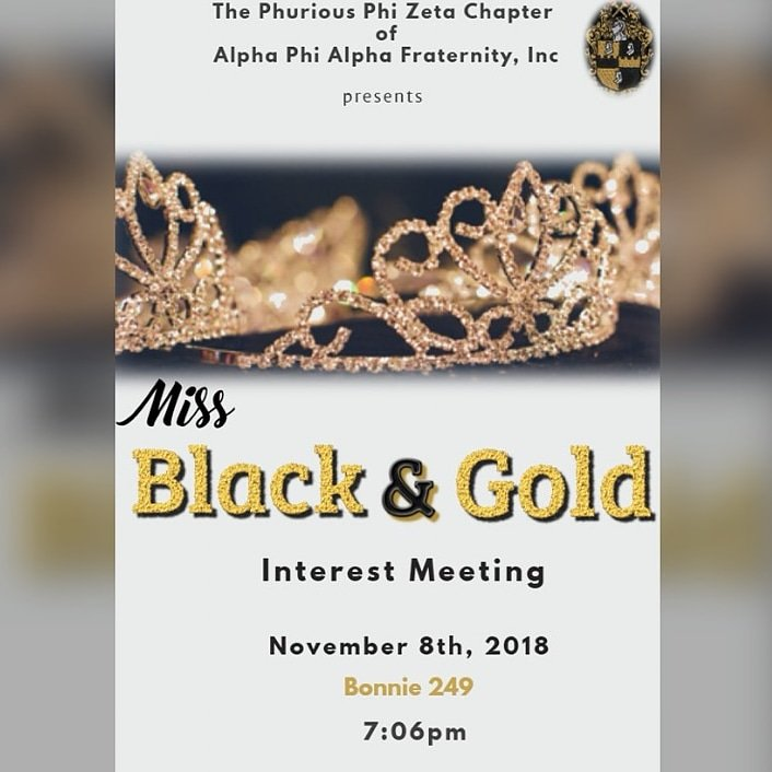 Tonight Ladies!!!! Make sure you're in attendance!!!