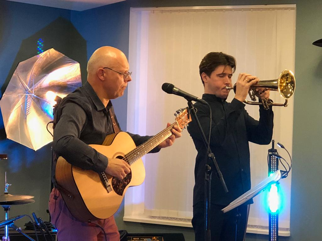 "test Twitter Media - Huge thanks to @RenatasNorkus ""the Diplomatic Guitar Man"" & friends at @LTEMBASSYUK for a superb evening showcasing  🇱🇹 culture to celebrate #Lithuania Diplomats Day - jazz, classic, folk, rock, opera & poetry! Plus wonderful set by @BuckinghamDavid #biplan #rutadi https://t.co/fMaQd9lIsN"