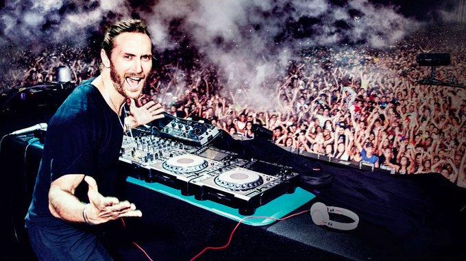 Happy Birthday To David Guetta