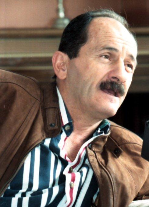 Siento mucha tristeza por la partida de Javier Giraldo Neira. El periodismo deportivo pierde a un maestro y el deporte colombiano a uno de sus promotores. Paz en su tumba, fuerza a su familia. Photo