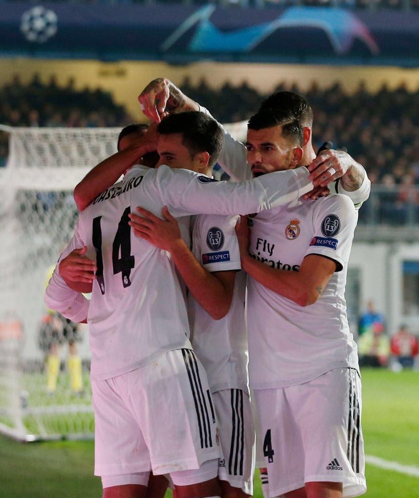 ¡Vamos EQUIPO! Necesitábamos una victoria como esta para recuperar sensaciones. ¡Hala Madrid! 💪🏻