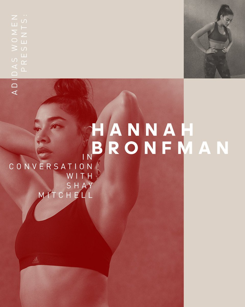 Learn how to stay fit from native New Yorker @HannahBronfman, in conversation with @shaymitch: http://a.did.as/Hannah_Interview…  From boxing to dancing to yoga, Hannah knows how to keep fit!   #HeretoCreate