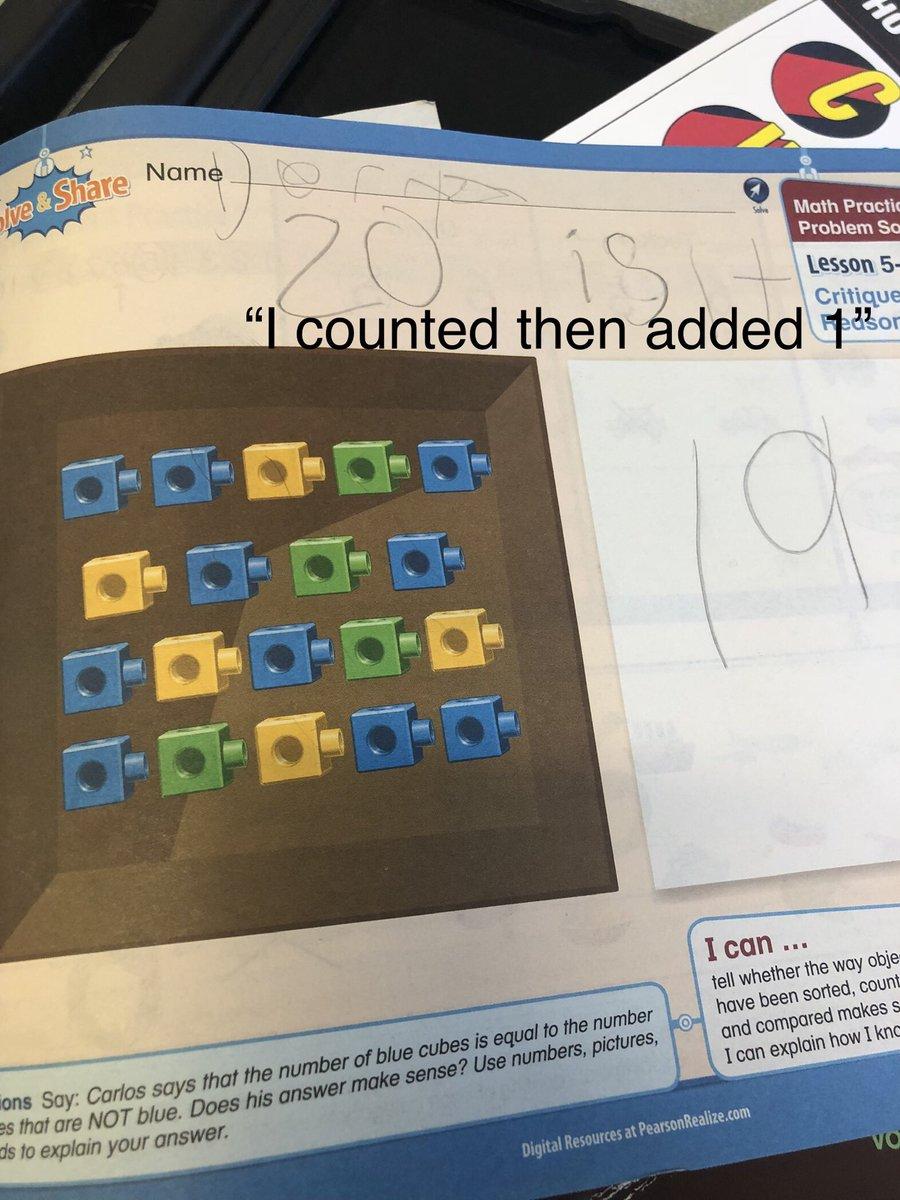 Pearson Realize Kindergarten Math