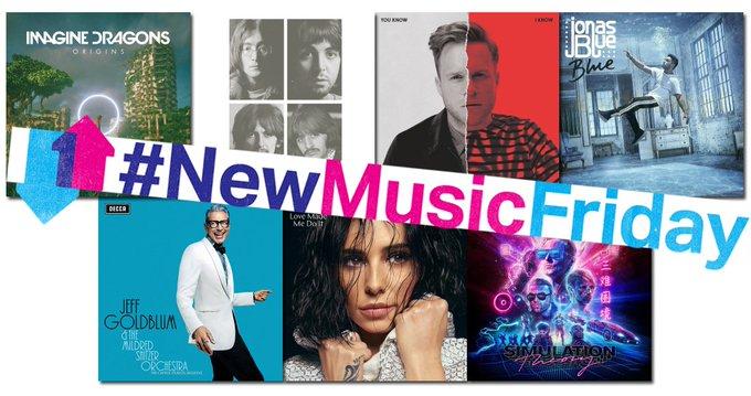 #NewMusicFriday Photo