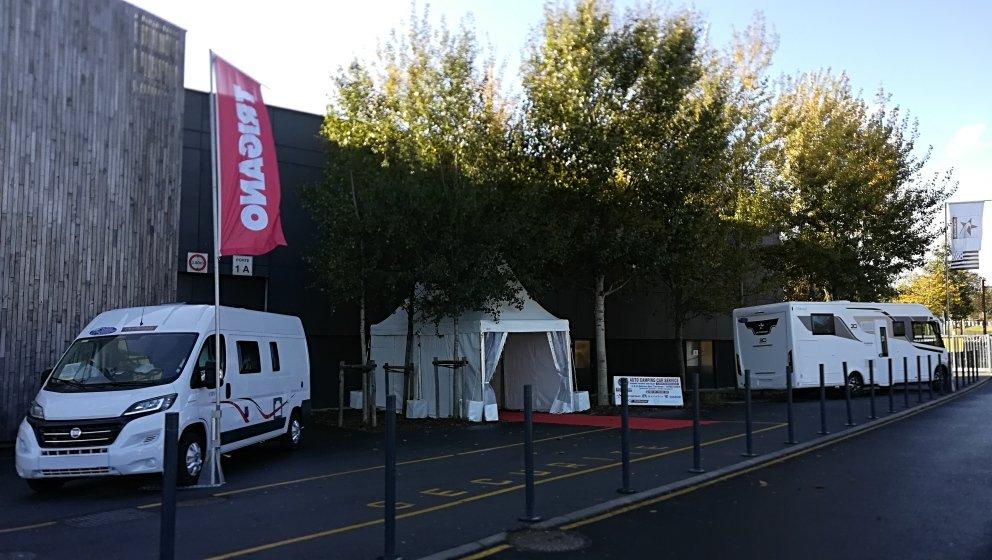 Du 8 au 11 novembre rdv au #ParcExpoCaen pour les journées du camping-car Normandiexpo. Une large offre de véhicules neuf et occasion vous attend. https://t.co/uZbbGXgAYA