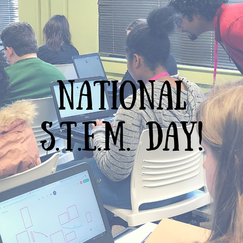 ChickTech Philly's photo on #NationalSTEMDay