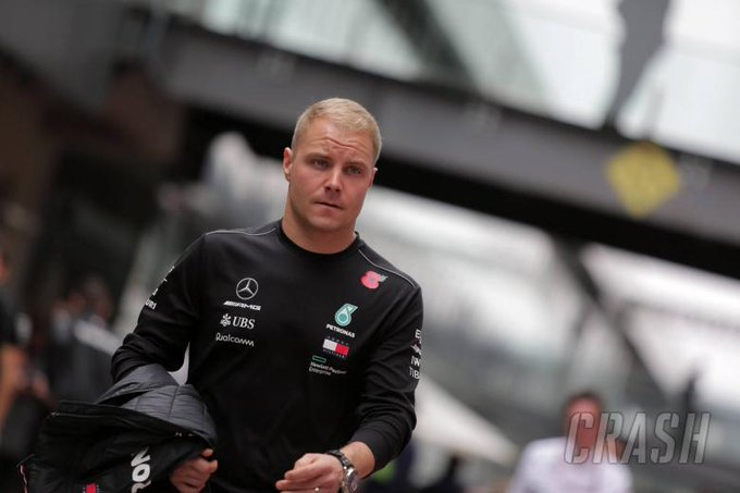 Bottas not interested in being gifted win by Hamilton I don't want to win if it's given to me More 👉 #F1 #BrazilianGP Photo