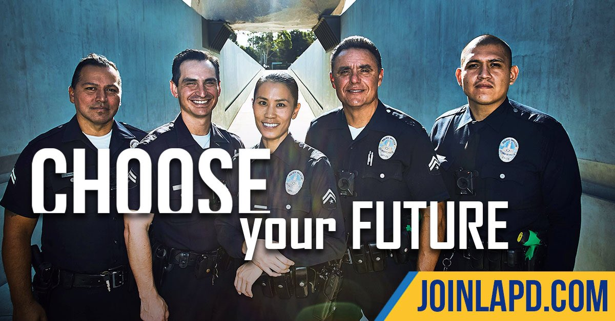 Join LAPD on Twitter: