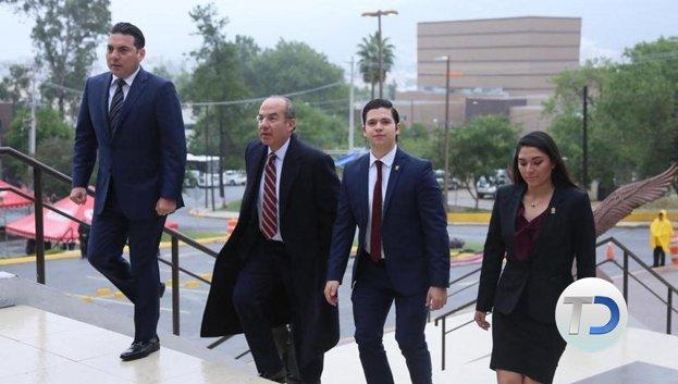 #NACIONAL Felipe Calderón fundará partido político en 2019 ➡ Photo