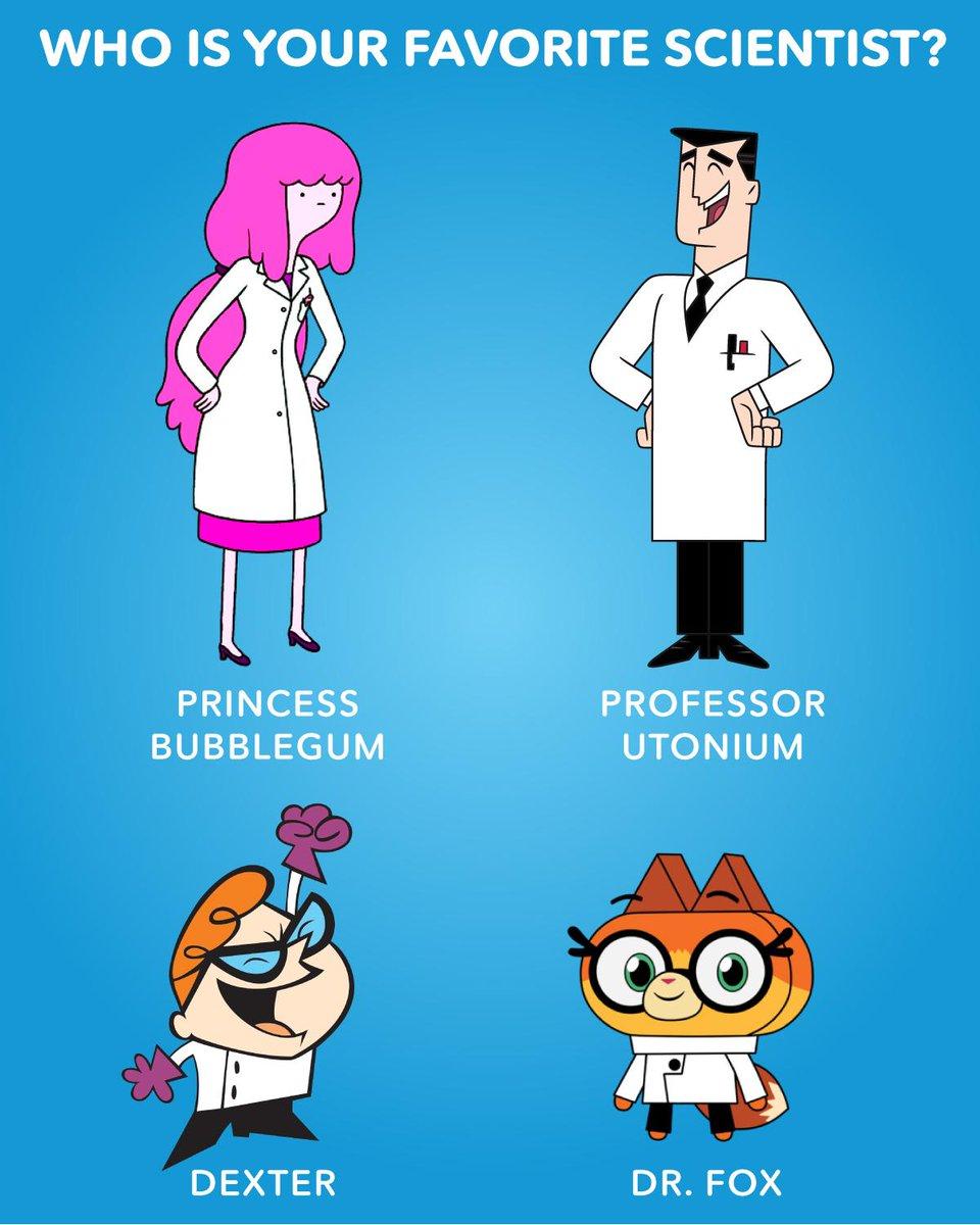 Cartoon Network's photo on #NationalSTEMDay