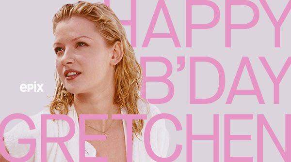 Happy birthday, Gretchen Mol!
