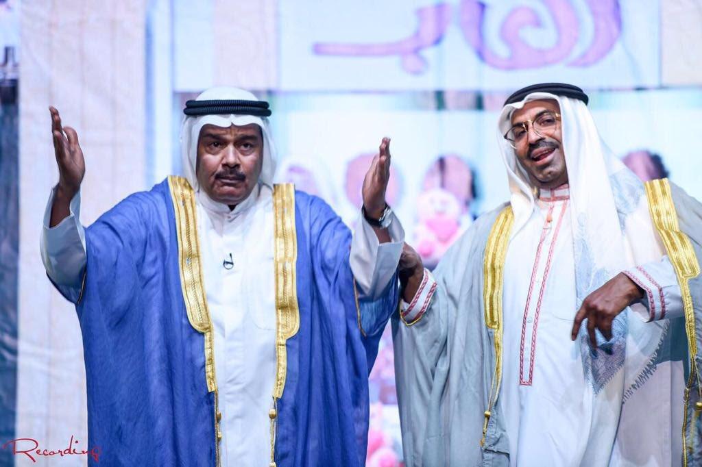 مسرحية ولد بطنها كامله طارق العلي