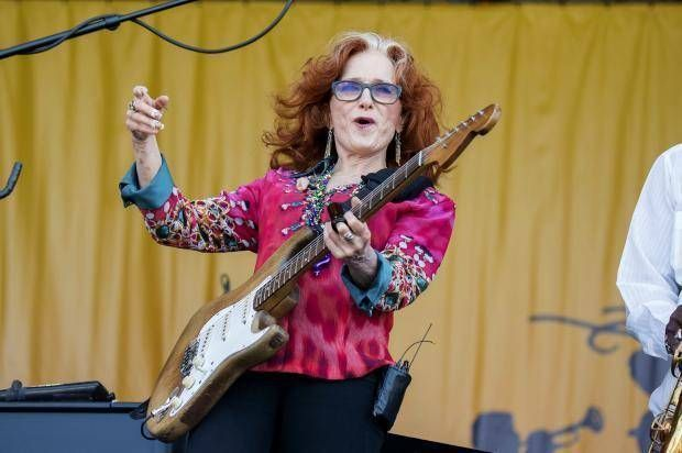 Happy birthday to the legendary Bonnie Raitt!