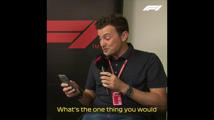 CLASSIC KIMI 😂 Does he read his contracts? 😏 Who writes those Instagram posts? 📲 Watch more gold from the Iceman >> #BrazilGP #F1 @wbuxtonofficial Photo