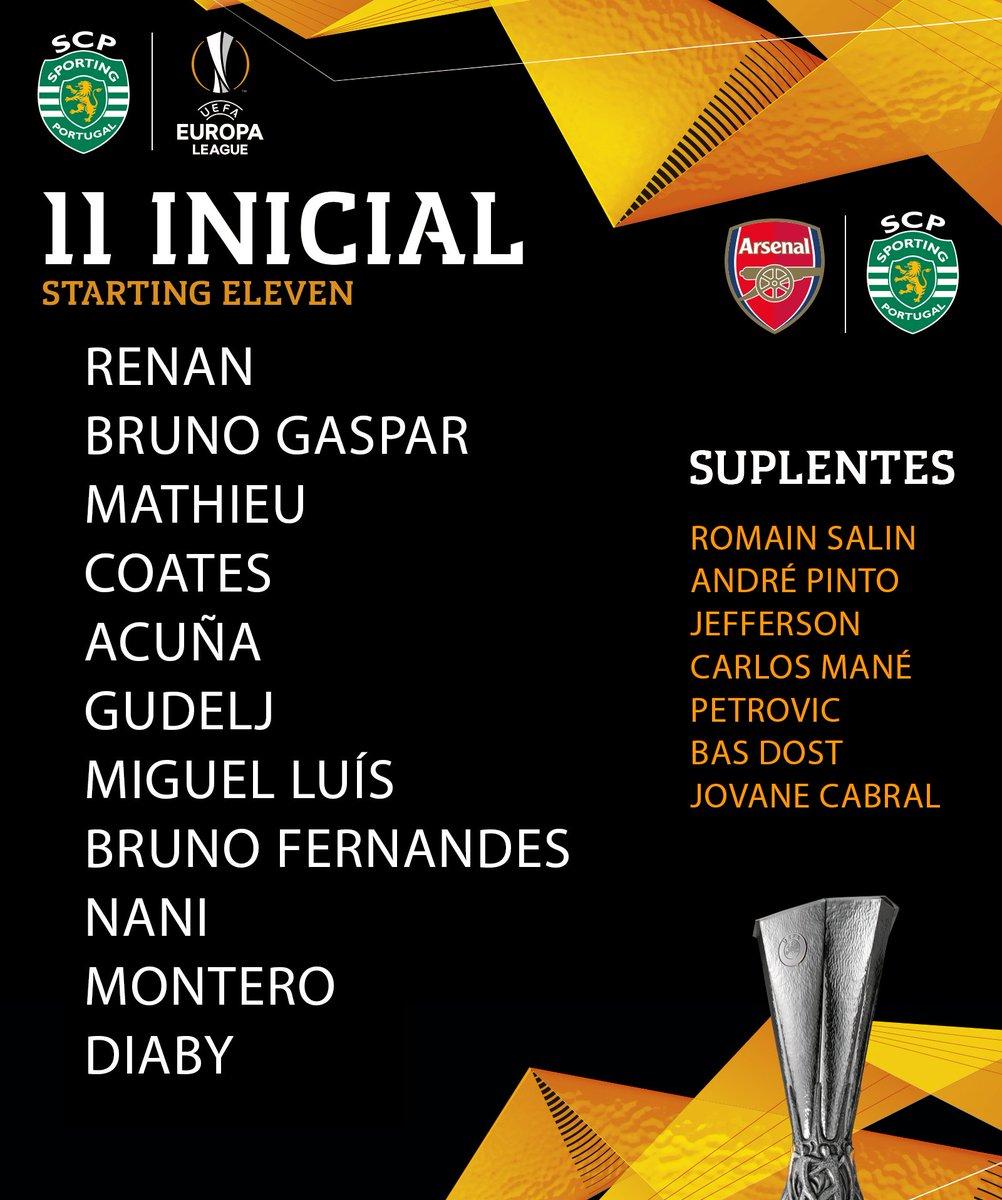 [Liga Europa] Grupo E - 4.ª jornada: Arsenal vs. Sporting DrgIsV6WsAAco_F