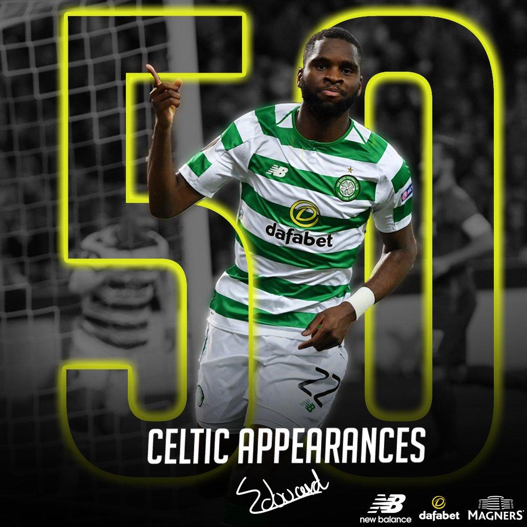 Celtic Football Club's photo on Odsonne Edouard