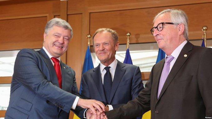 Петр Порошенко о фейковых выборах на Донбассе: терпение Запада не безгранично Photo