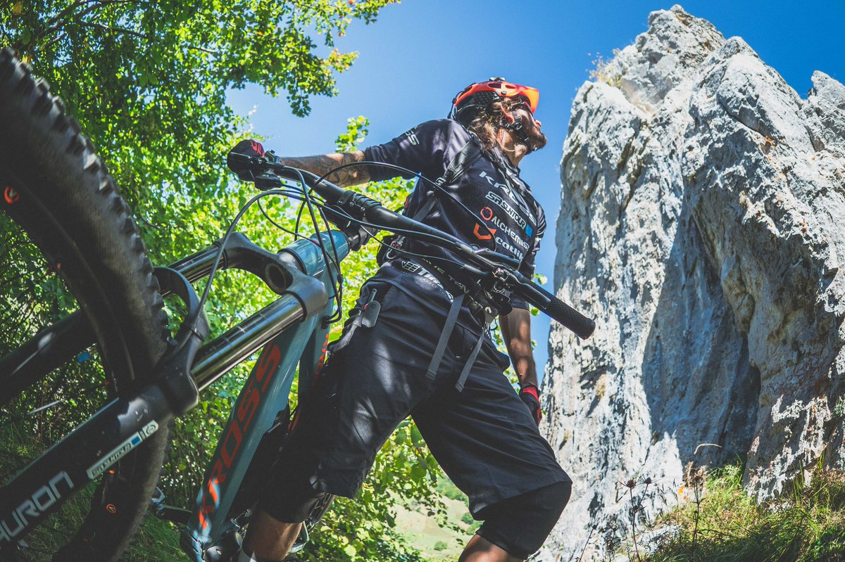david cachon looking for new goals in turismoasturias sotres makeyourownshortcut mountainbike ebikes mtb climbing asturias btt pic twitter com