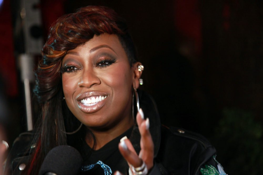 .@MissyElliott is the first female rapper to ever get nominated for this prestigious honor, and heck yes https://t.co/qnVVYugGZQ