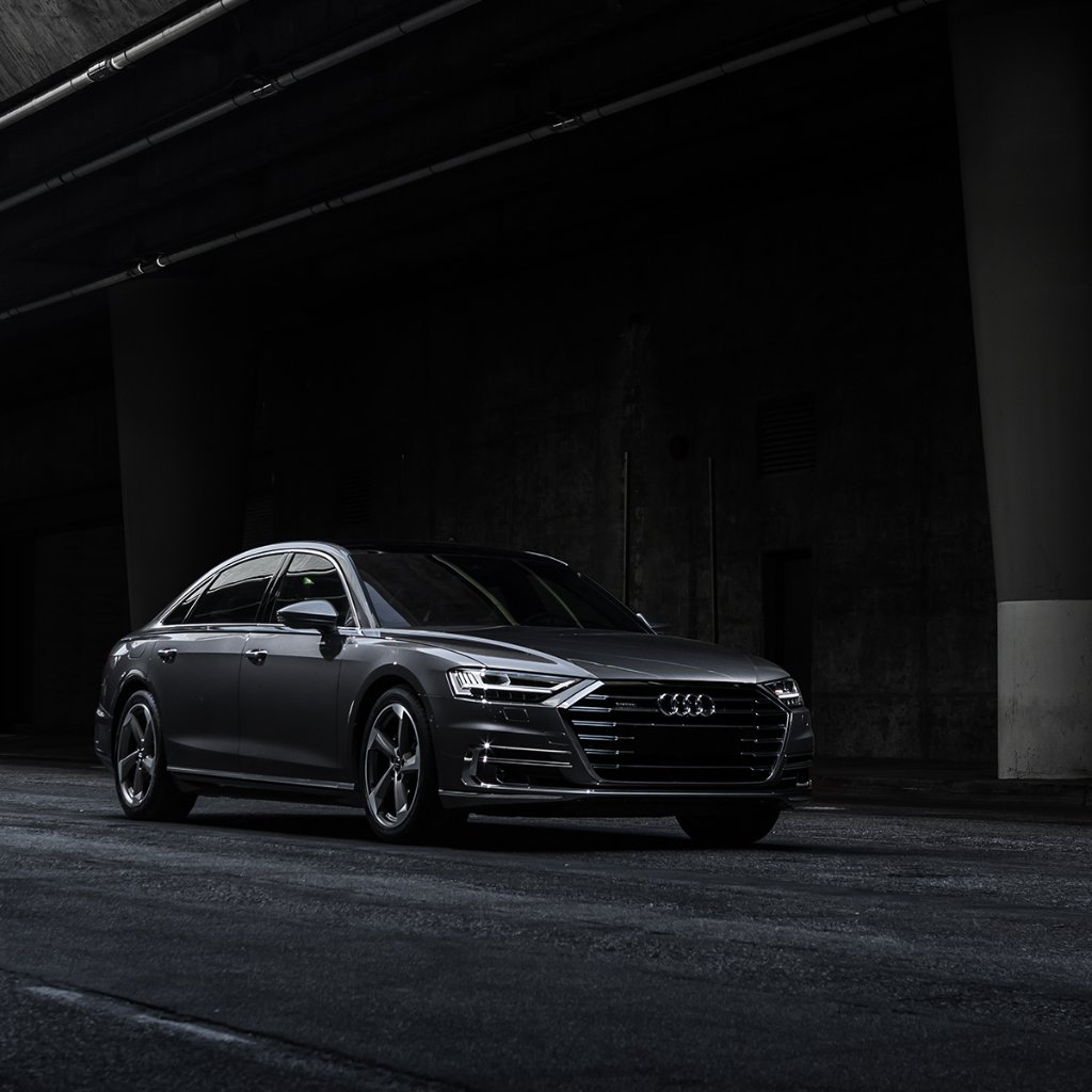 About to make a valet very happy. #AudiA8
