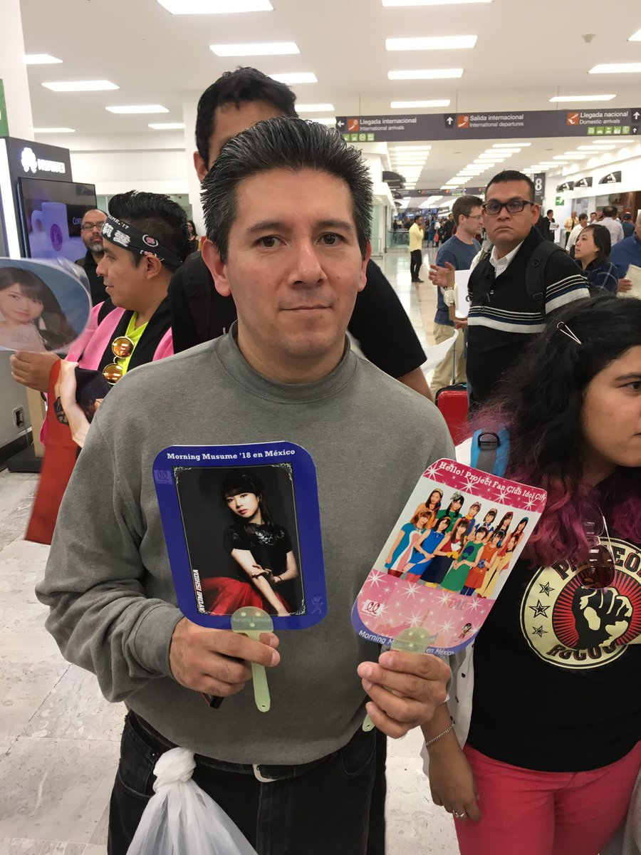 一人で見るメキシコオタが行くモーニング娘。'18メキシコ公演