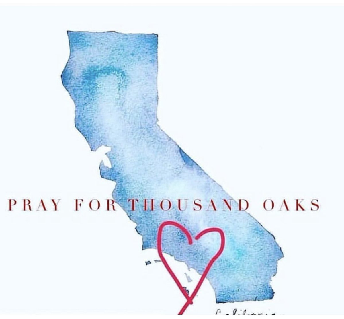 So heartbroken for the families and friends of these victims. 💔💔 #ThousandOaks #BorderlineBarShooting