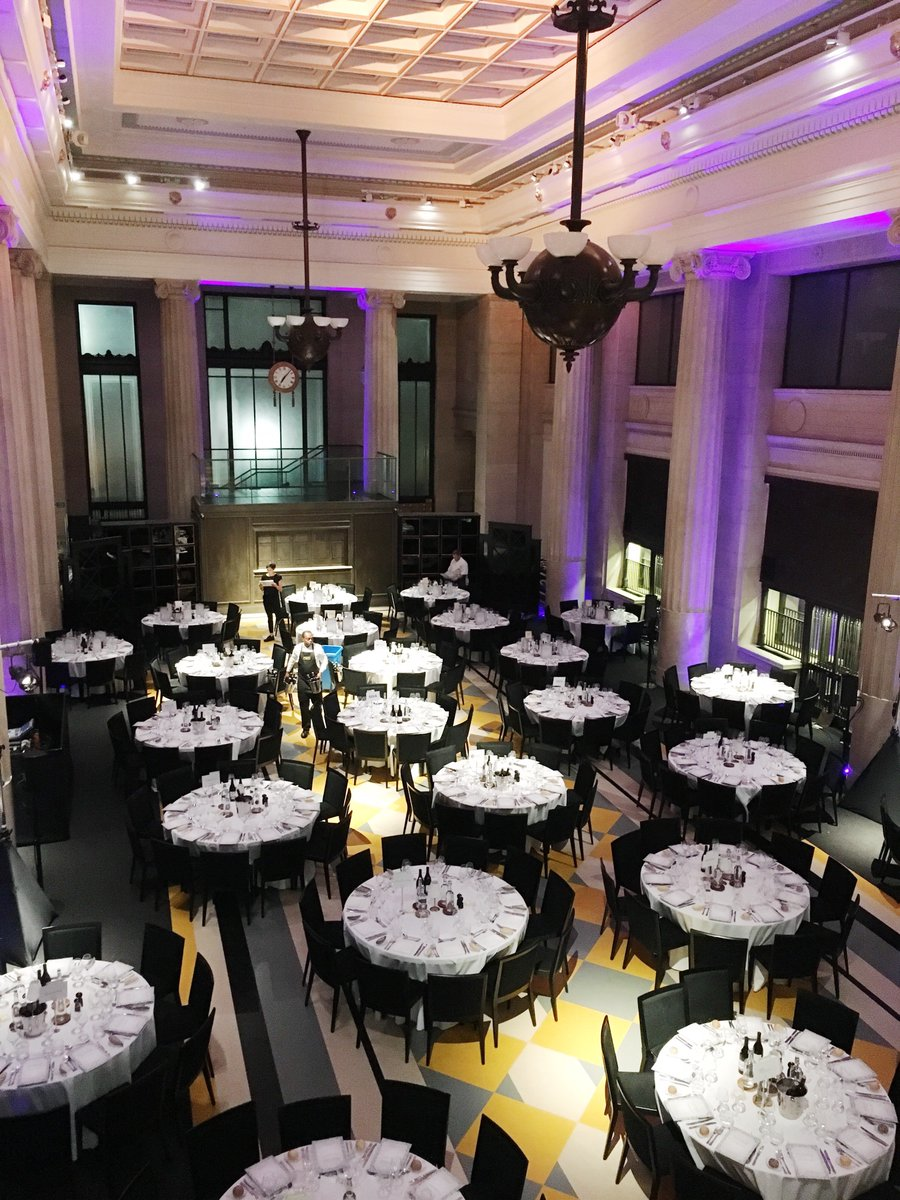 Our IX Gala Dinner has officially started! Welcome everyone and  we hope you enjoy the evening! #IXGalaDinnerSCC @EmbSpainUK @gestamp @camarascomercio @ICEXlondres
