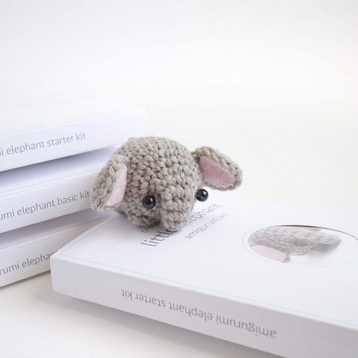 DIY Cactus Amigurumi Knit & Crochet Kit - Darn Good Yarn   1200x1200