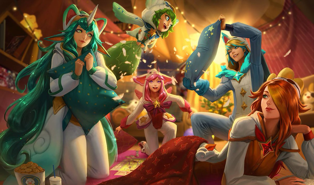 Moobeat On Twitter Solar And Lunar Eclipse Leona Pbe