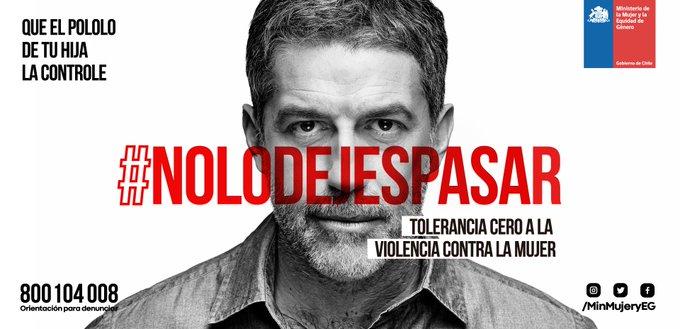 Las nuevas generaciones nos están invitando a la construcción de un Chile en el que las discriminaciones arbitrarias y el abuso contra las mujeres, no lo podemos dejar pasar, debemos rechazarlo y condenarlo. Más información en #ChileLoRespetamosTodos Photo