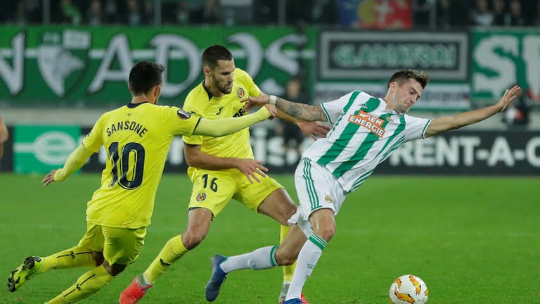 Video: Rapid Wien vs Villarreal