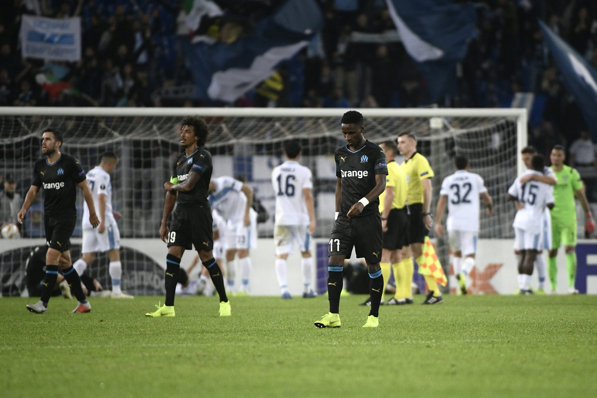 Video: Lazio vs Olympique Marseille
