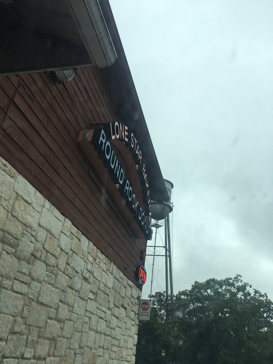 @dannyboysanchez and I just joined a gym.  We start tomorrow morning.  So of course we're here today.  #roundrockdonuts #cramitin #getfitpic.twitter.com/r5rTBdM8XG