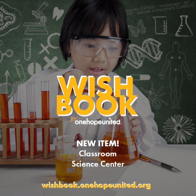 test Twitter Media - First look! This year's Wishbook officially launches on #GivingTuesday but we just couldn't wait to share our new items and give you an early start on helping children and families this holiday season! Join us today!  https://t.co/neE4hAmoLv https://t.co/TNVALAAkTm