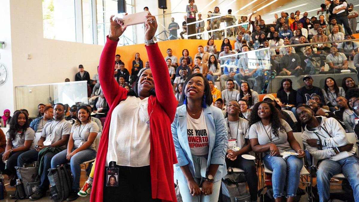 UNCF's Innovation Summit in Silicon Valley is changing the STEM game. #NationalSTEMDay theundefeated.com/features/uncf-…