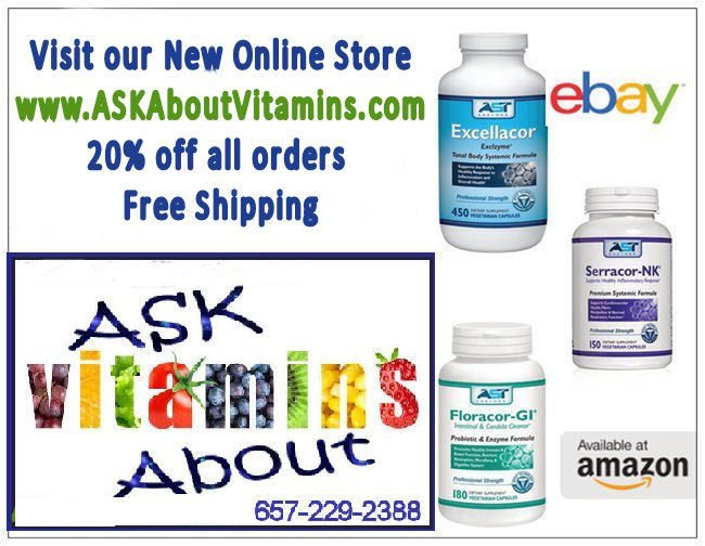 ASK About Vitamins on Twitter: