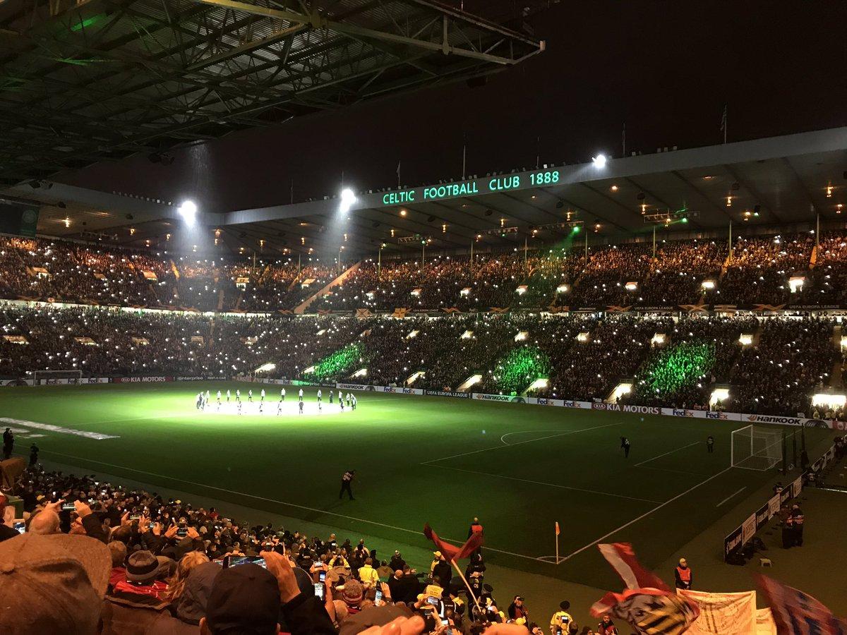 Dom Edmundson's photo on Celtic Park