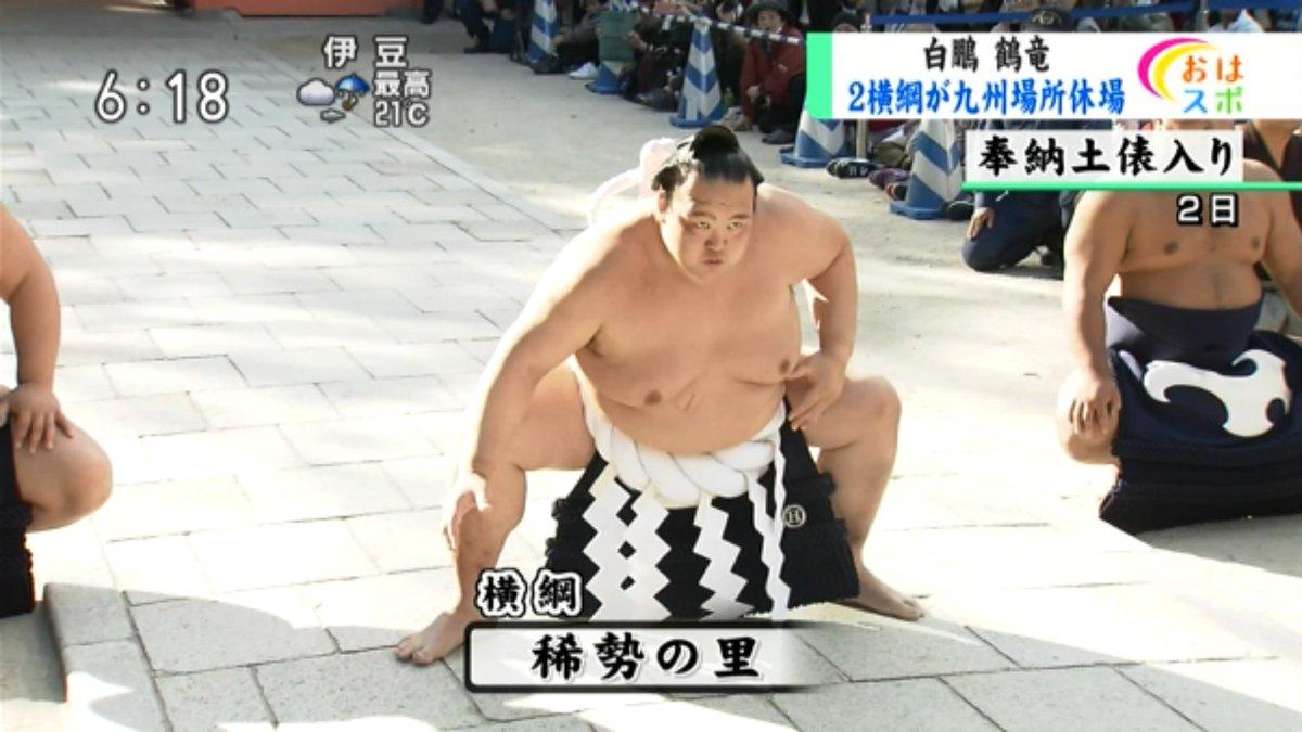 あび 休場 大相撲