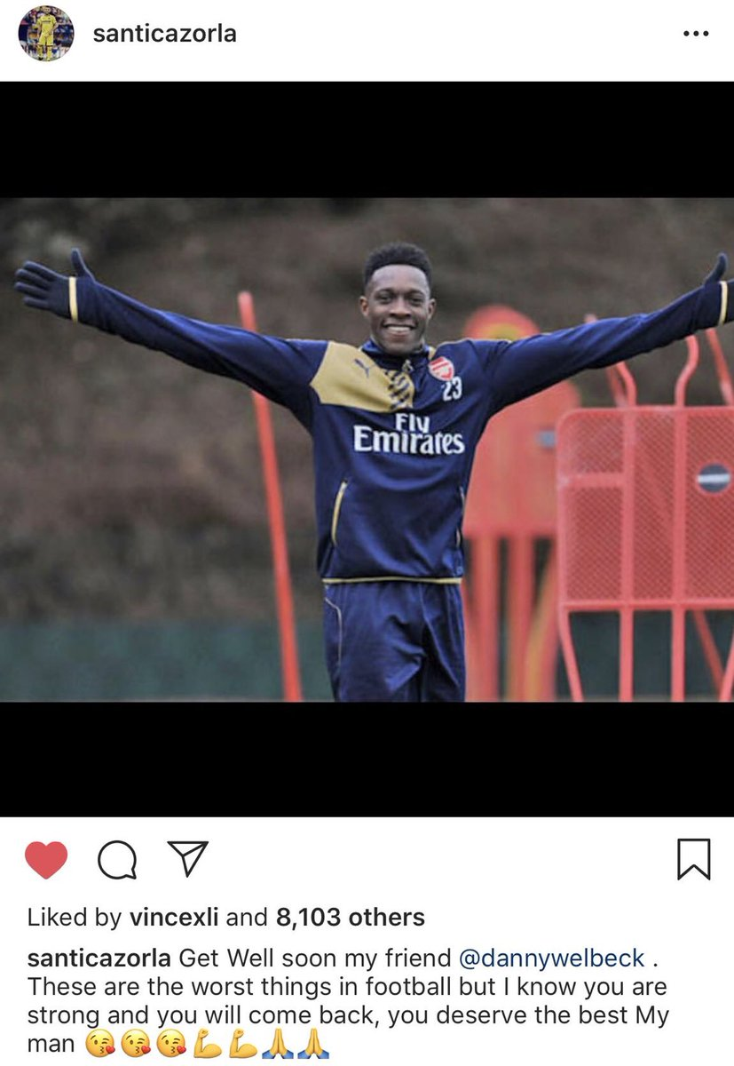 afcstuff's photo on Welbeck