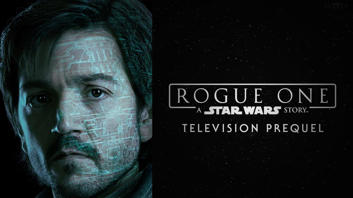 Star Wars Legacy's photo on Cassian Andor