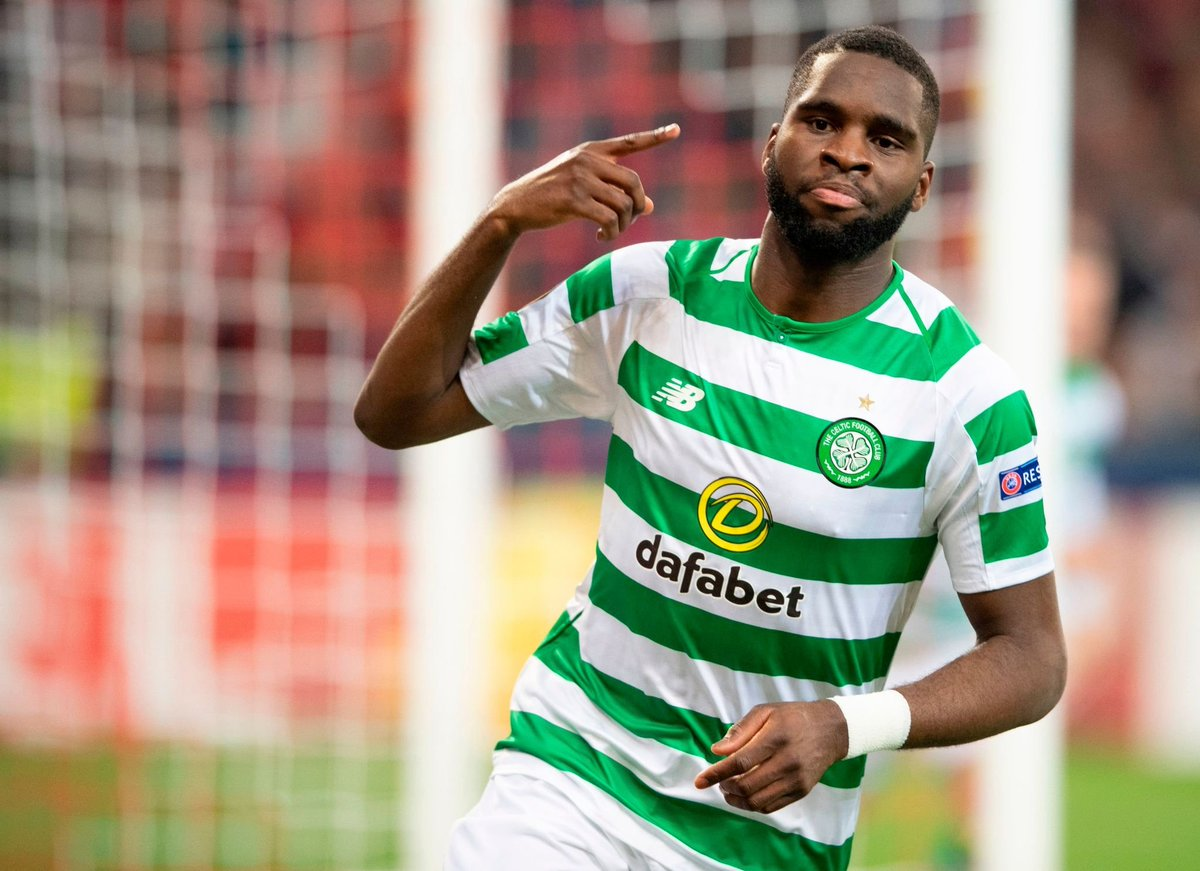Scouted Football's photo on Odsonne Edouard