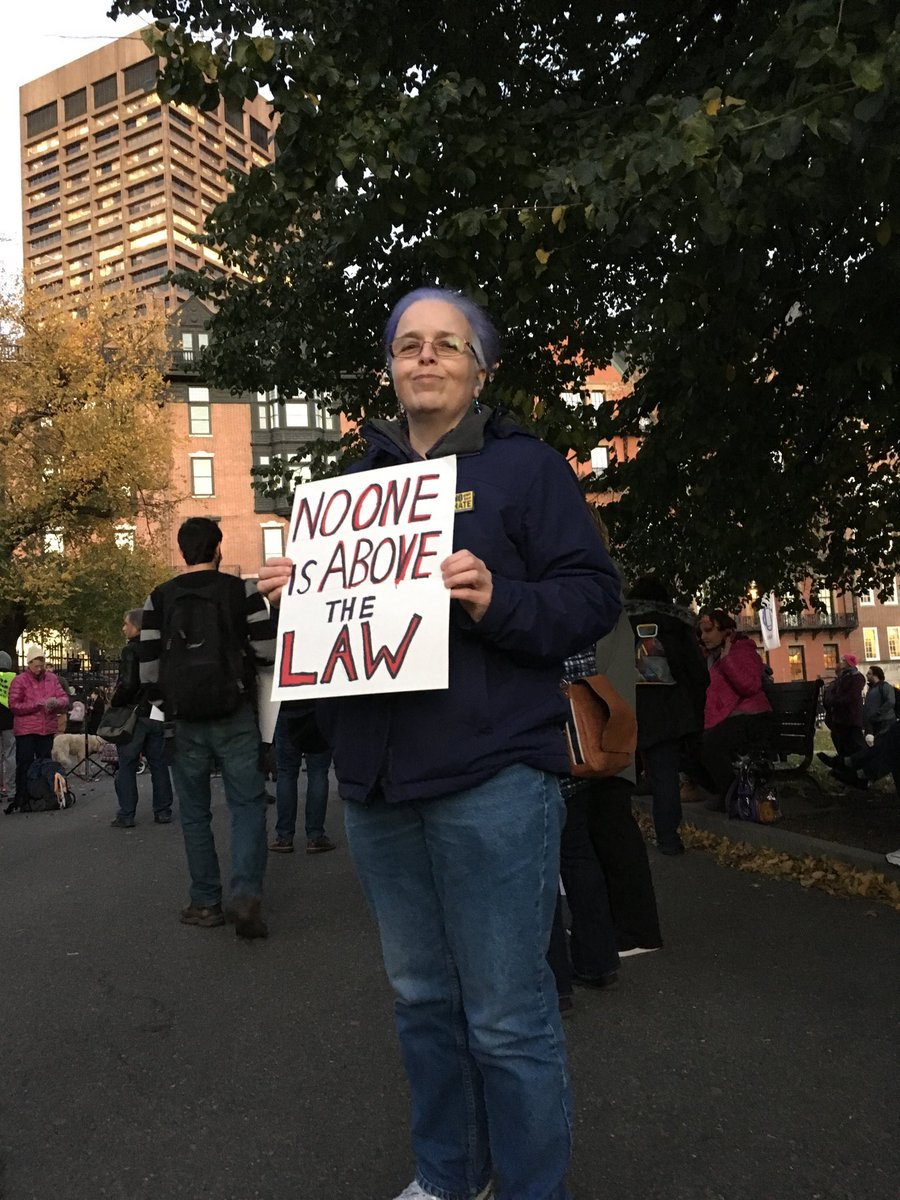 ���🌈 Vicki resists's photo on Boston Common