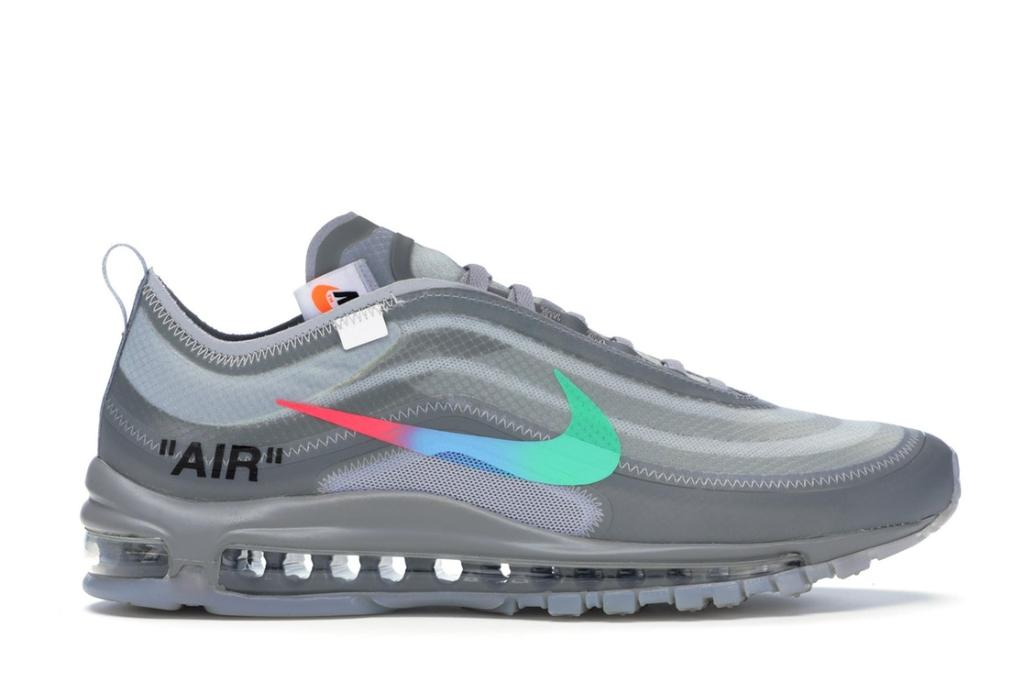 ... Off-White and Nike collab then the Air Max 97 Off-White Menta might  just be your new favorite shoe. https   stockx.com nike-air-max-97-off-white-menta  … ... 32fdc91e37df