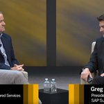 #SuccessConnect speaker Mark Mitchell discussed how @AmericanAir deployed SAP SuccessFactors to meet the evolving goals of the organization after the merging of American and @USAirways. Find out how they created a people-focused culture. #HumanRevolution https://t.co/fCZvqMh51P